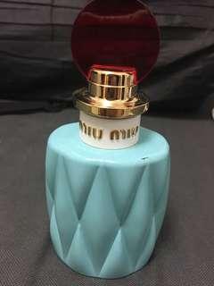 Miumiu香水100ml