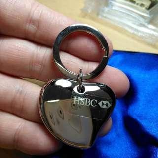 HSBC--紀念鎖匙扣