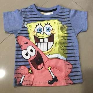 REPRICED Spongebob Shirt