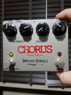 Retrosonic Analog Chorus Stereo Edition