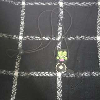 綠巨人手機掛繩