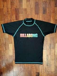 Billabong rash guard