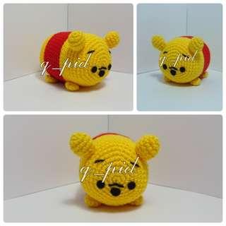 Winnie the pooh - Amigurumi/ crochet