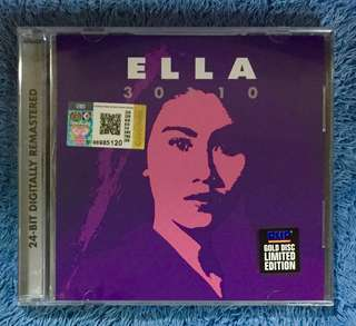 Ella - 30110 Limited Edition Gold CD (24-bit Digitally Remastered)