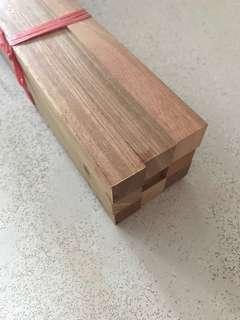 Timber Nyatoh sections