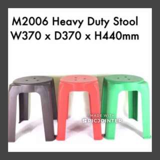 Quality Stool And Backrest Chair