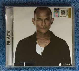 Black - black CD + DVD set