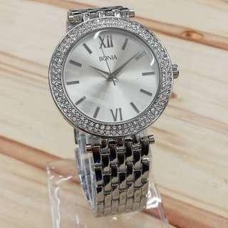 Bonia Watch Steel