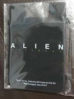 電影收藏品 ALIEN COVENANT 異形:聖約