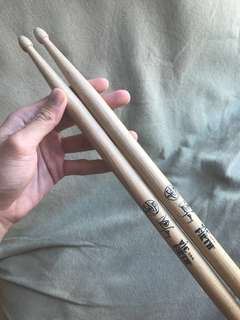Vic Firth 8D Drum Sticks
