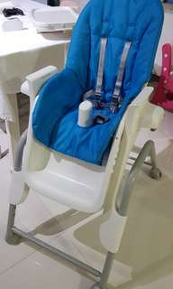 Oxo seedling high chair for infants to toddlers