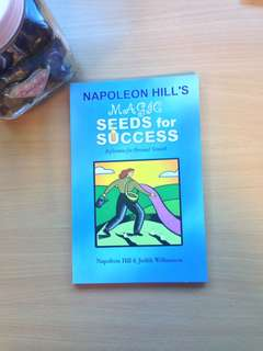 Napoleon Hill MAGIC SEEDS FOR SUCCESS