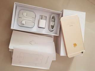 iPhone 6Plus Gold Factory Unlocked