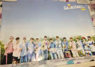OFFICIAL KPOP POSTERS - EXO GOT7 SEVENTEEN MONSTA X