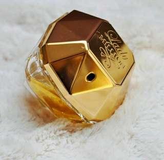 Parfum Lady million paco rabanne ori singapore