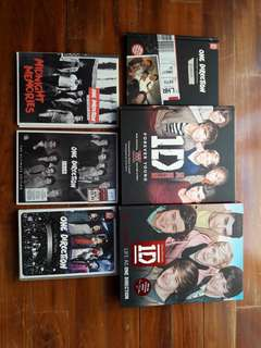 One Direction album, Yearbook n Books