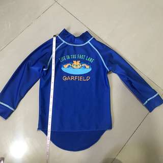 Garfield Rashguard/ Swimwear