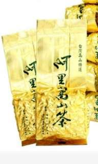 🚚 台灣高山茶