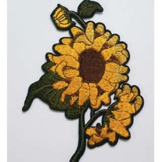 (PO) Sunflower Large Patch