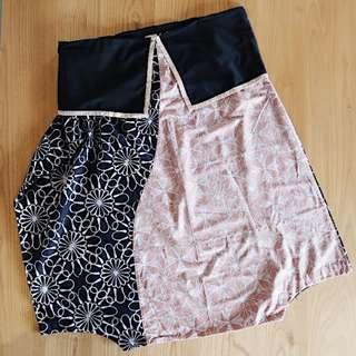 Celana Bahan Motif Batik