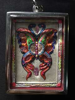 Butterfly Never Die Thai Amulet