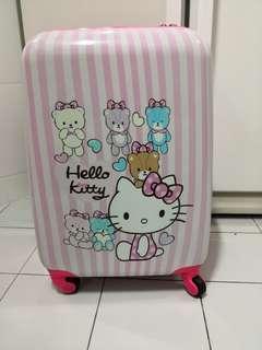 """Hello Kitty Luggage 18"""""""