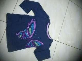 Baby Gap long shirt