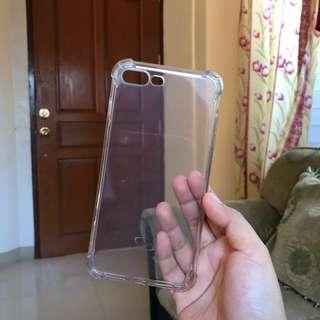 Iphone 7/8 plus cases: transparent 1