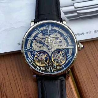 Cartier 2 tourbillion