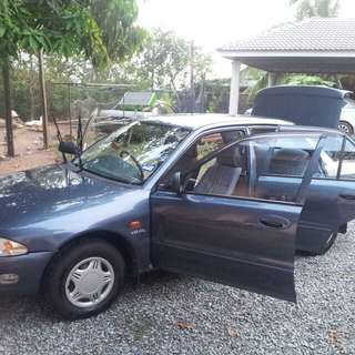 Proton wira 1.5 auto 1996