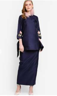 LUBNA Tied Knot Sleeve Kurung