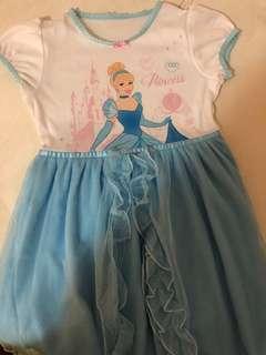 Disney 公主睡衣