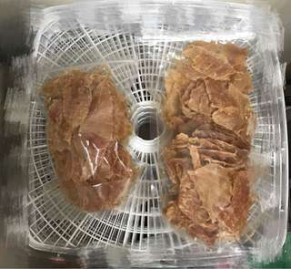 🚚 雞肉乾 純手工 卜蜂雞胸肉