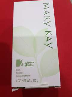 Mary kay F2 Botanical effect Mask