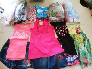 Girls clothing never enough!