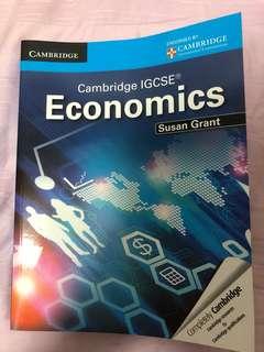 Susan grant o levels igcse Economics Textbook