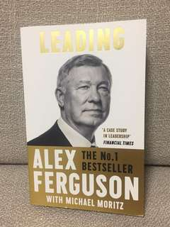 Leading by Alex Ferguson No. Bestseller
