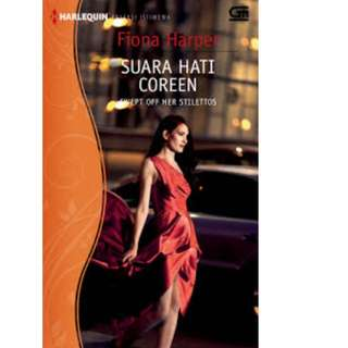 Ebook Suara Hati Coreen (Swept Off Her Stilettos) - Fiona Harper