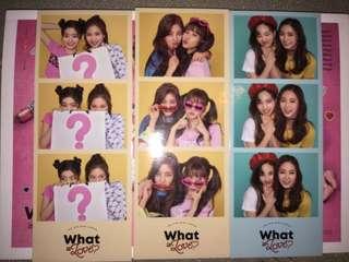 Twice小卡 sticker