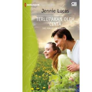 Ebook Terlupakan oleh Cinta (The Forgotten Daughter) - Jennie Lucas