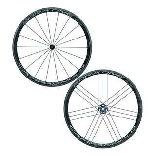 Campagnolo Bora One 35 AC3 Dark Label Carbon Clincher Tyre Bundle