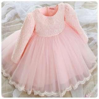 PRINCESS DRESS ~READY STOK~