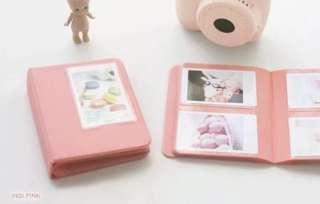 Instax Mini Flim Album (Light pink)