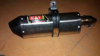 Exhaust mufler yoshimura. Original from japan