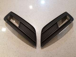 Audi A4 original fog lamp cover