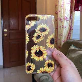 Iphone 7/8 plus cases: floral 2