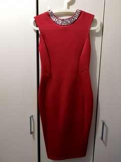 Dorothy Perkin's Red Dress