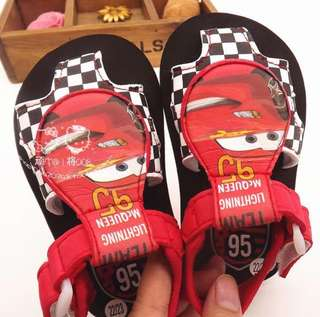 Brand New Lightning McQueen shoes size 26