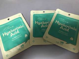 MJCARE hyaluronic acid mask