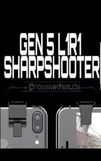 3 FREE 1 GEN 5 L1R1 SHARPSHOOTER